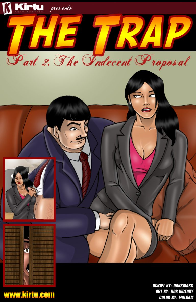 The Trap Episode 2 - The Indecent Proposal