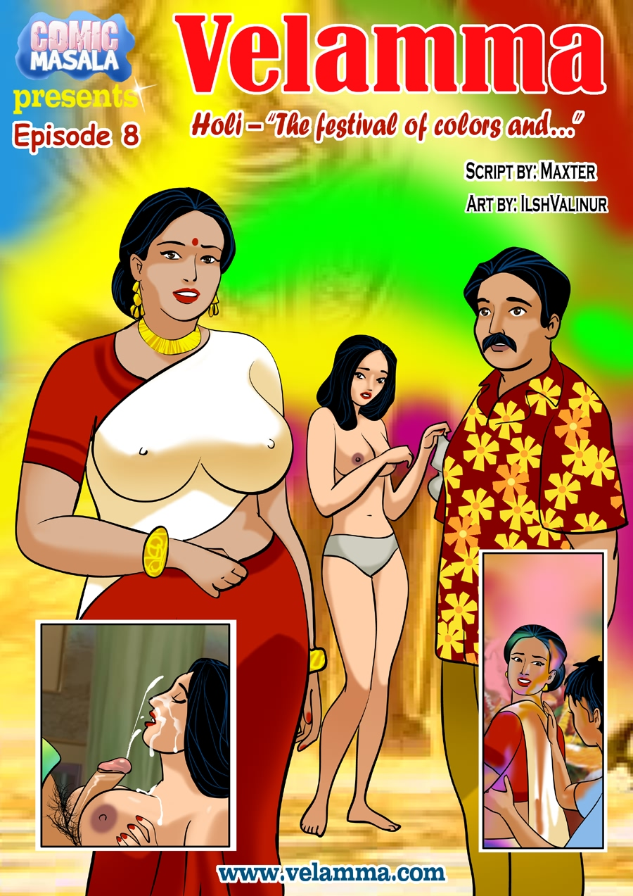 Velamma Episode 8