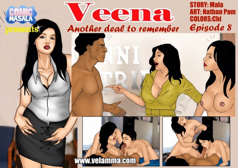 Veena Episode 8